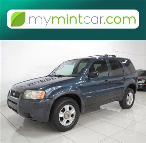 2001 Ford Escape SUV XLT Sport Utility 4D