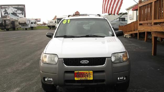 Ford escape missouri cars for sale for White motors springfield mo