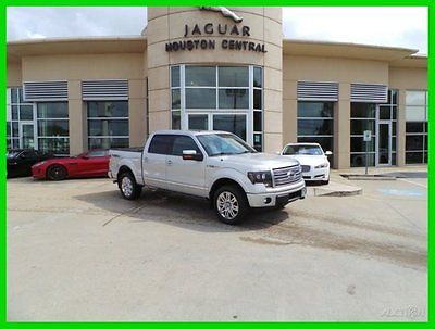 Ford : F-150 Platinum 2012 platinum used turbo 3.5 l v 6 24 v automatic 4 x 4 pickup truck
