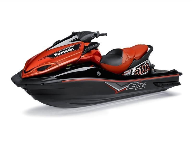 2015 Kawasaki Jet Ski Ultra 310X SE Personal Watercraft PWC