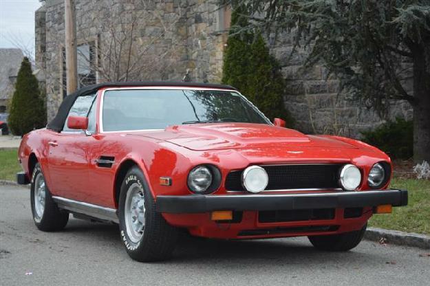 1980 Aston Martin V8 Volante - Gullwing Motor Cars, Inc., Astoria New York
