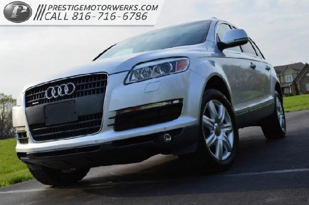 2008 Audi Q7 Quattro 4.2 Premium - Prestige Motor Werks, Kansas City Missouri