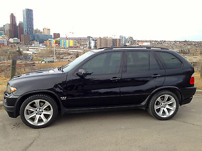 BMW : X5 X5 4.8is BMW X5 4.8is in great condition comes with two sets of rims and tires!!