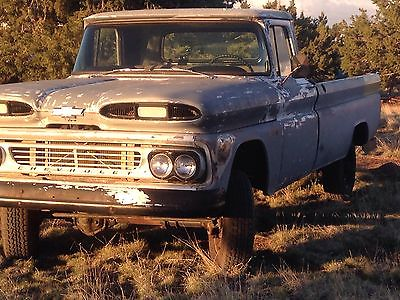 Chevrolet : Other Pickups K20 1960 chevy k 20 4 x 4