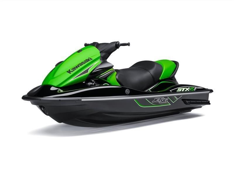 2015 Kawasaki Jet Ski STX