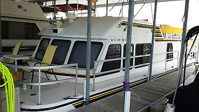 1994 Gibson Sport Houseboat 37'  Must See, Excellent Condition!