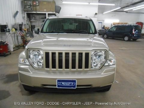 2011 JEEP LIBERTY 4 DOOR SUV