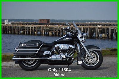 Harley-Davidson : Touring 2005 harley davidson road king fuel injection