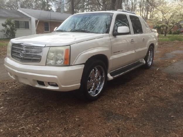 2002 Cadillac Escalade EXT !!!Financing Available!! - Caribbean Auto Sales, Chesapeake Virginia