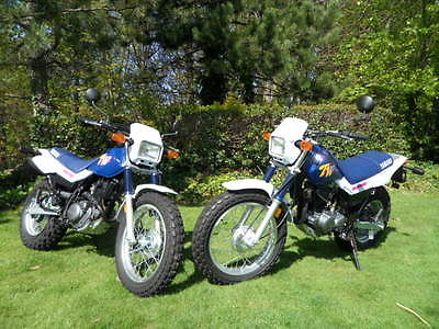 Yamaha : Other Garage Find Pristine Crated Pair 1993 Yamaha TW200's 58 & 98 Actual Miles TW 200