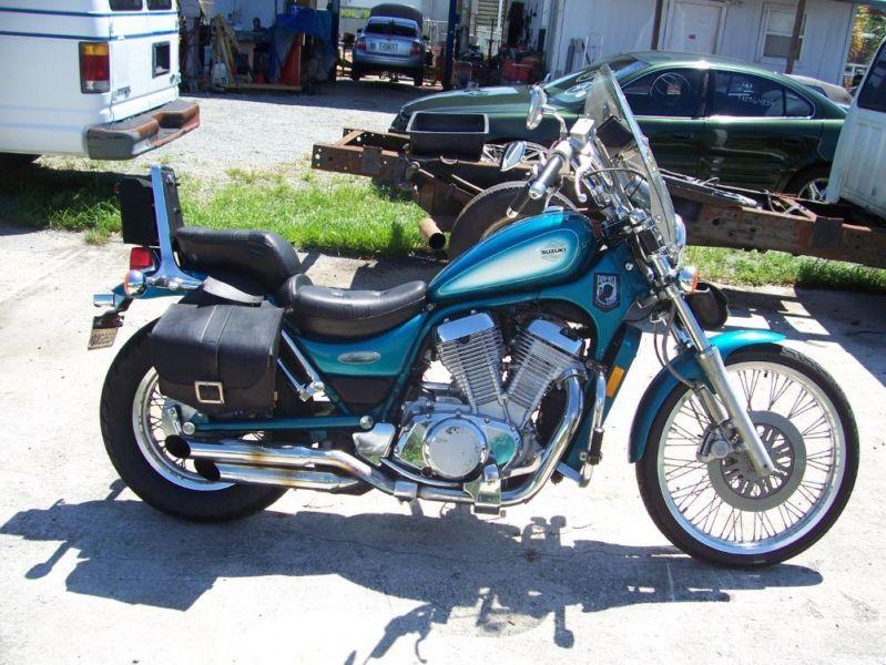 800cc intruder motorcycles for sale. Black Bedroom Furniture Sets. Home Design Ideas
