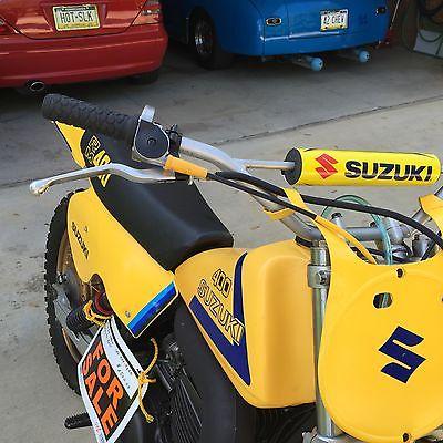 Suzuki : RM 1979 suzuki rm 400 dirt bike totally rebuilt
