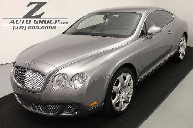 2008 Bentley Continental GT - Z Auto Group, Springfield Missouri