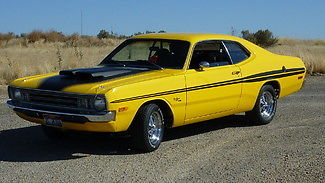 Dodge : Other 2 Door Coupe 1972 dodge demon 2 door coupe h code 340 v 8 6000 miles rebuilt show n go car