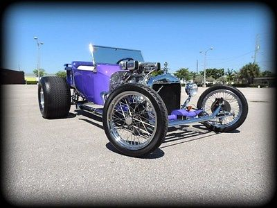 Ford : Model T T Bucket ONE OWNER, CHEVY 350, DUAL CARBS, JAGUAR SUSPENSION - DONE THE RIGHT WAY!!!