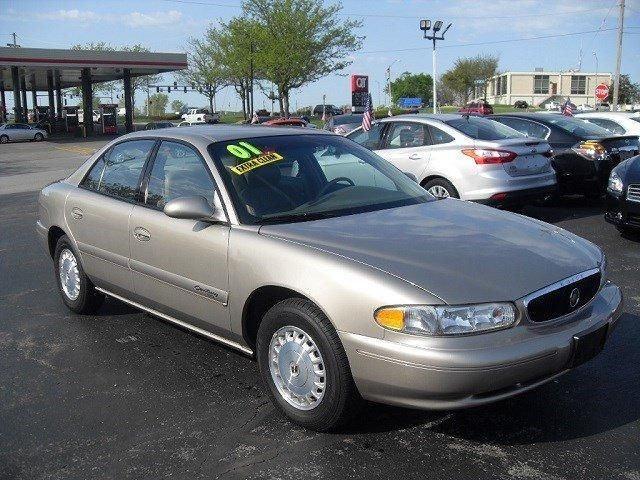 2001 Buick Century 4dr Car Limited