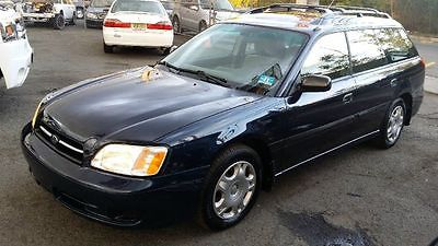 Subaru : Legacy L AWD 4dr Wagon 2001 subaru legacy