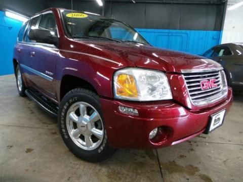2006 GMC ENVOY 4 DOOR SUV