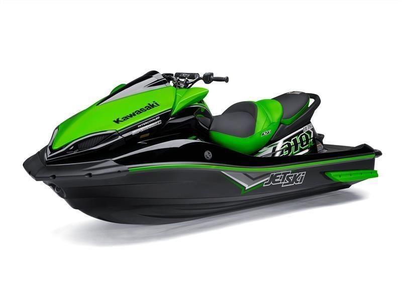 2015 Kawasaki Jet Ski Ultra 310R Personal Watercraft PWC