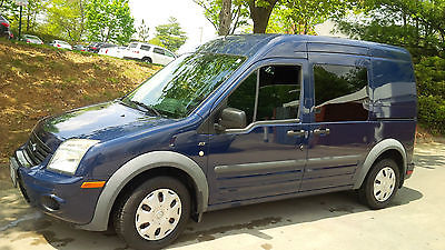 Ford : Transit Connect XLT 2010 ford transit connect xlt mini cargo van 4 door 2.0 l