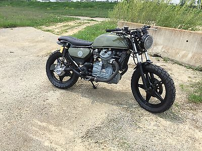 Honda : Other CX500 Cafe Racer Flat Tracker