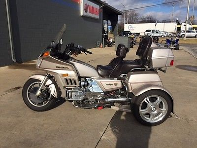 Honda : Gold Wing Honda Goldwing gl1200 Trike