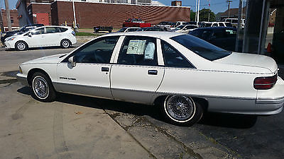 Chevrolet : Caprice LT ONE OWNER .... 19,652 DOCUMENTED MILES