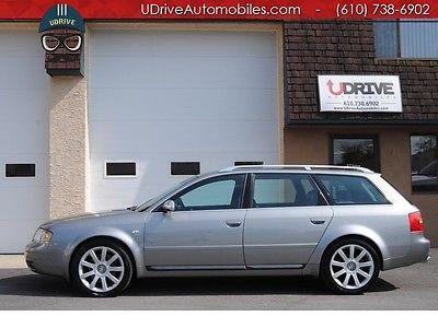 Audi : S6 Avant quattro RARE S6 AVANT QUATTRO SERVICE HISTORY 18'' RS6 Whls Nav Clean Carfax