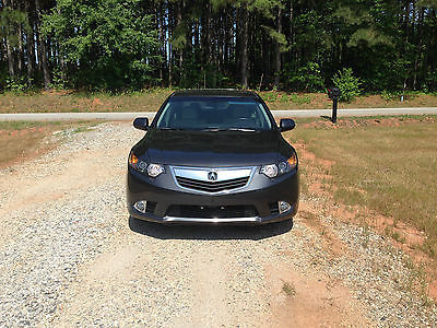 Acura : TSX Base Sedan 4-Door 2011 acura tsx base sedan 4 door 2.4 l