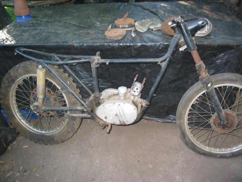Triumph Tiger Cub Motorcycles For Sale