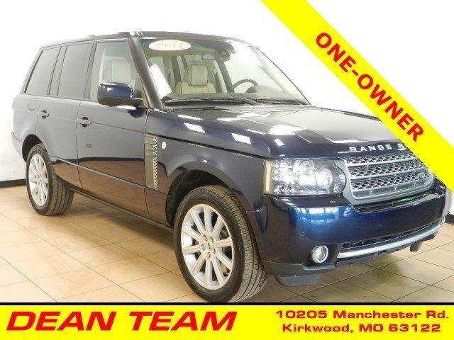2011 Land Rover Range Rover Sport Utility SC