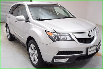 Acura : MDX Technology AWD SUV NAV Sunroof Leather heated int FINANCING AVAILABLE!! 98k Mi Used 2010 Acura MDX 3.7L V6 SUV 3rd Row Bluetooth
