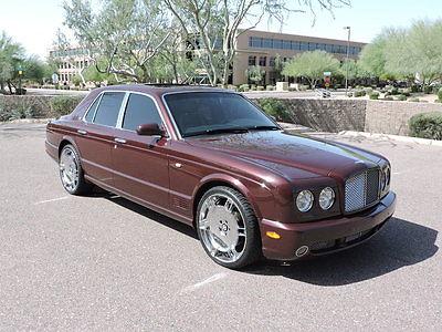 Bentley : Arnage 2005 arnage t