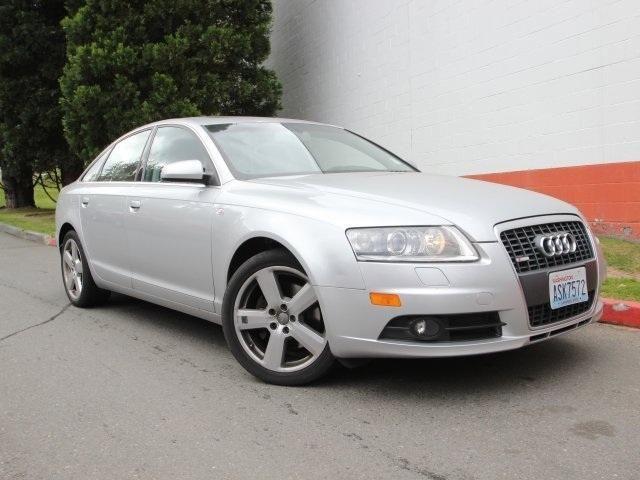 2008 Audi A6 4D Sedan Premium