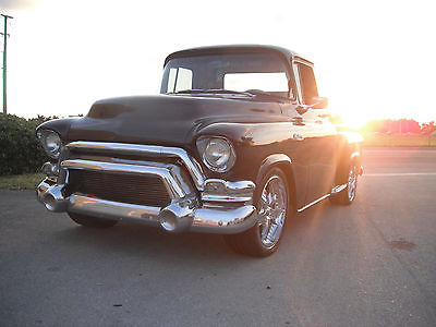 GMC : Other GMC 9314 1955 rare gmc model 9314 short bed step side 2 nd series chevy 56 57