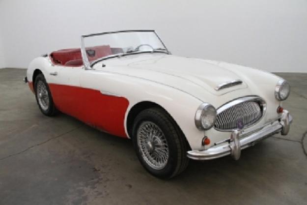 1962 Austin Healey BT7 for: $24750