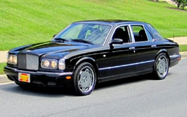 2000 Bentley Arnage for: $39990