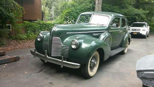 1940 Buick Special 80 series for: $20000