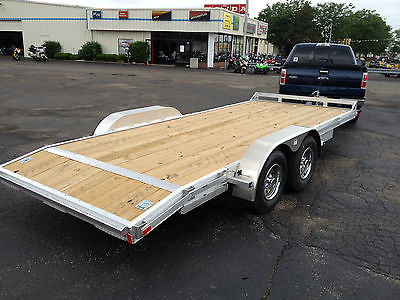 2015 American Hauler 20' 18' 16' 10K Aluminum Car Hauler