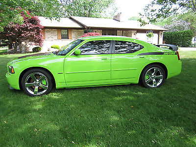 2007 Dodge Charger Rt Cars for sale