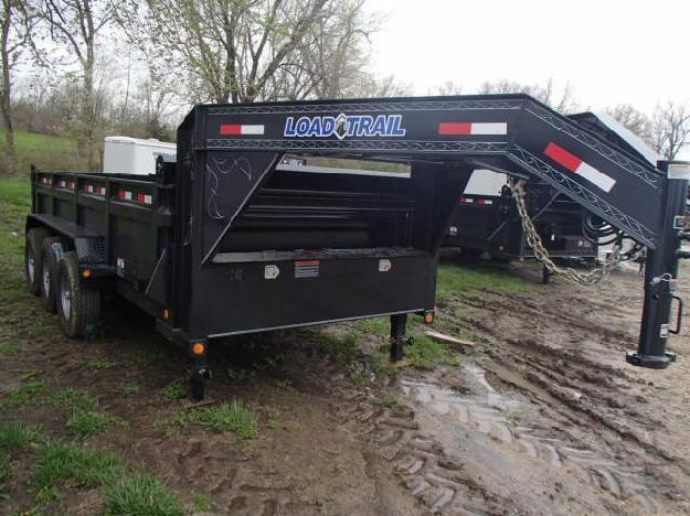 Load Trail 83x16 Triple Axle Dump for sale