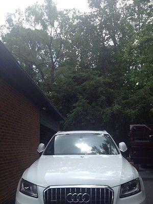 Audi : Q5 2.0T Sport Utility 4-Door 2014 audi q 5 2.0 t sport utility 4 door 2.0 l