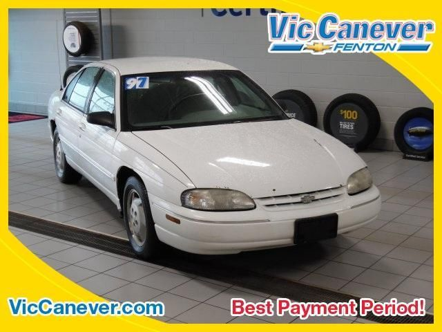1997 Chevrolet Lumina 4D Sedan Police