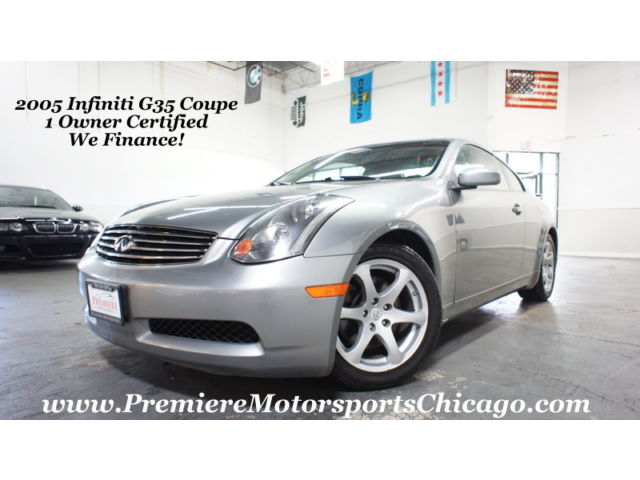 Infiniti : G 2Dr Serviced & Detailed Coupe! WE FINANCE! Airport Pick ups!