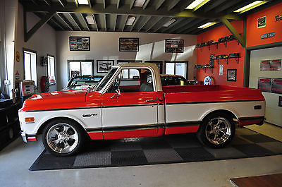 Chevrolet : C-10 swb 1971 short bed