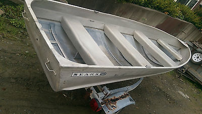 14 Ft Sears Boats For Sale