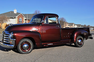 GMC : Other 100 1955 gmc pickup