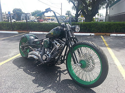 Other Makes : Drop Seat Bobber Rods and Rides Drop Seat Custom Bobber