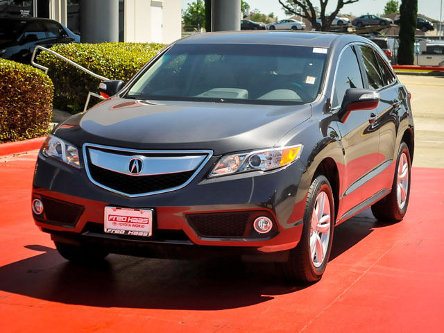 Acura : RDX TECH PACKG LEATHER NAVIGATION  BACKUP CAMERA BOUETOOTH