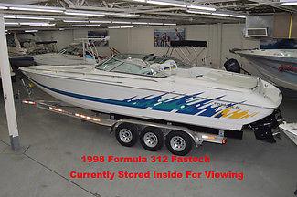 1998 Formula 312 Fastech